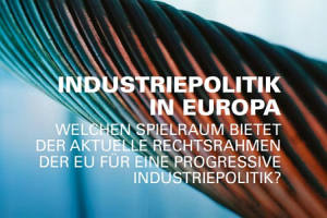 Industriepolitik in Europa