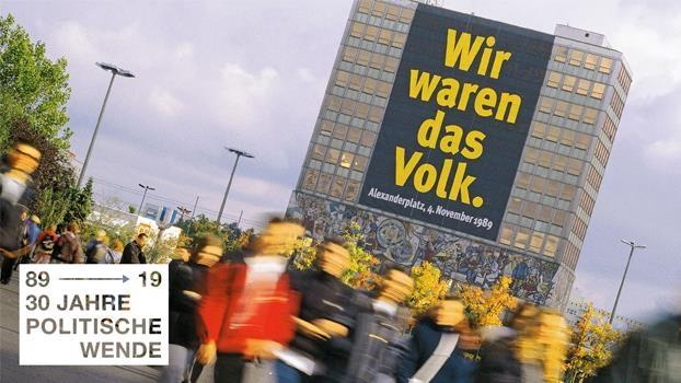 Herbst 89. Ein deutscher Frühling?