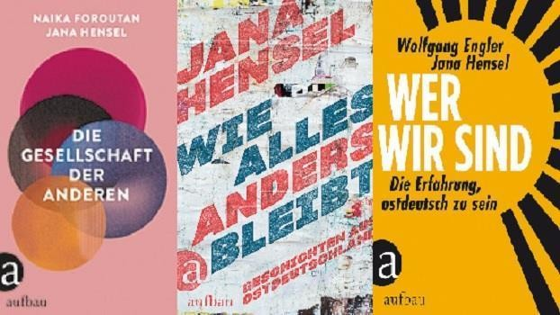 Reflexionen über den Osten - Autorenlesung mit Jana Hensel