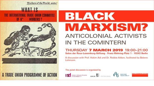Black Marxism?
