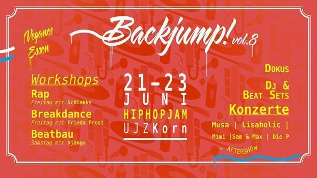 Backjump – Hip Hop Jam
