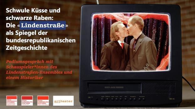 """Schwule Küsse und schwarze Raben: Die """"Lindenstraße"""" als Spiegel der bundesrepublikanischen Zeitgeschichte"""