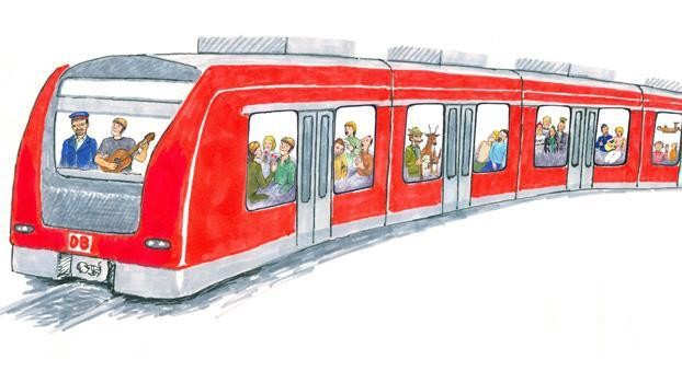 Bahnbenutzungs Tour