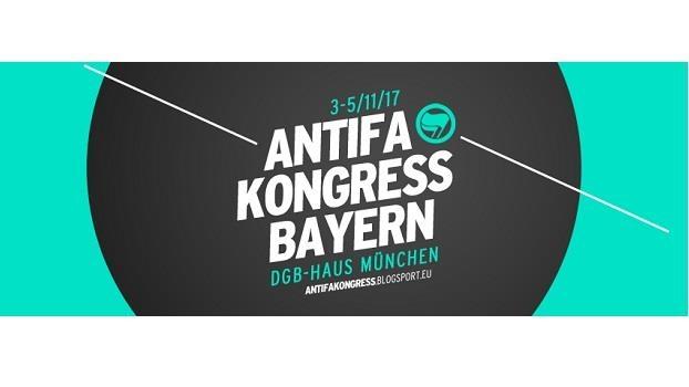 Antifa Kongress Bayern 2017