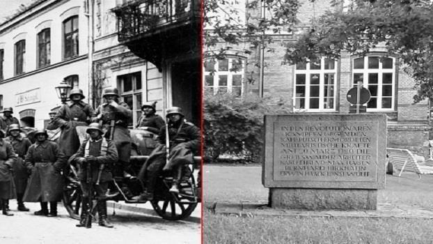 Kapp-Putsch und Märzkämpfe in Mecklenburg und Pommern 1920