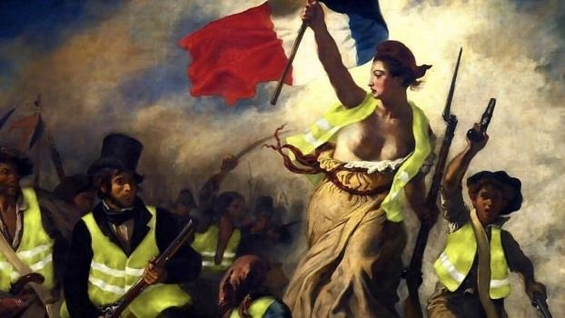 Gilets Jaunes – Soziale Proteste in Frankreich