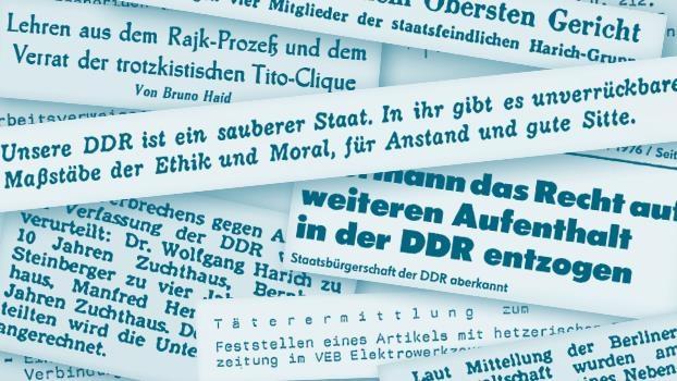 30 Jahre politische Wende 1989/90