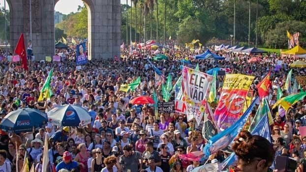 Linke Politik als Widerstand gegen Bolsonaro