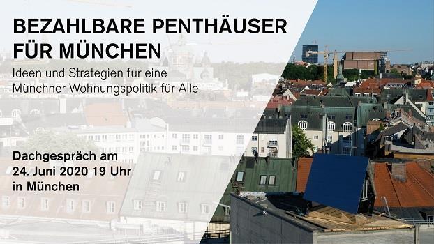 Bezahlbare Penthäuser für München
