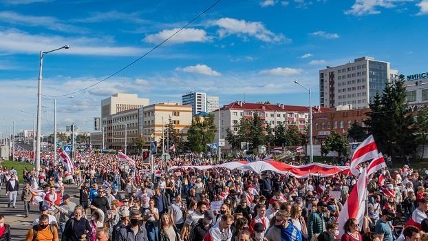 Belarus - ein Jahr nach den Massenprotesten