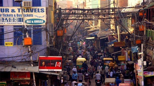 Indien - vom Armenhaus zur Weltmacht?