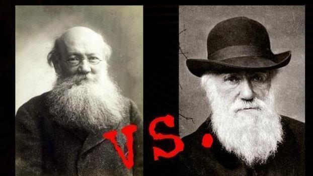 Konkurrenz oder Kooperation? Kropotkin vs. Darwin