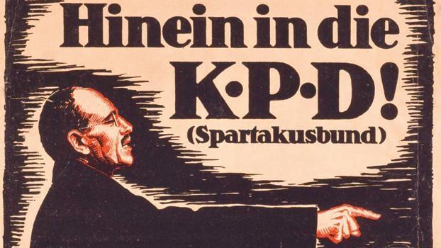 Die Debatten auf dem Gründungsparteitag der KPD
