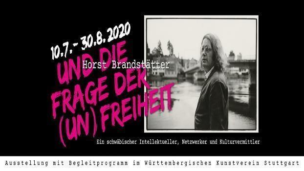 Horst Brandstätter und die Frage der (Un-)Freiheit