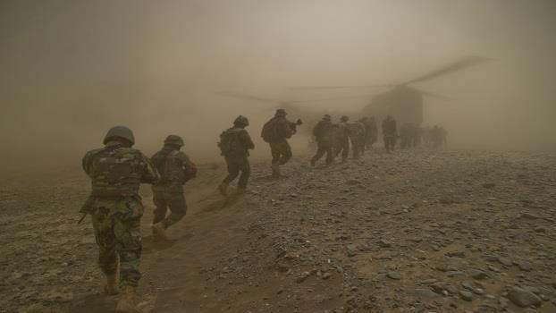 40 Jahre Krieg in Afghanistan und die Situation für afghanische Geflüchtete in Hamburg
