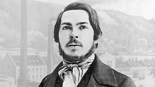 Happy birthday, Friedrich Engels!