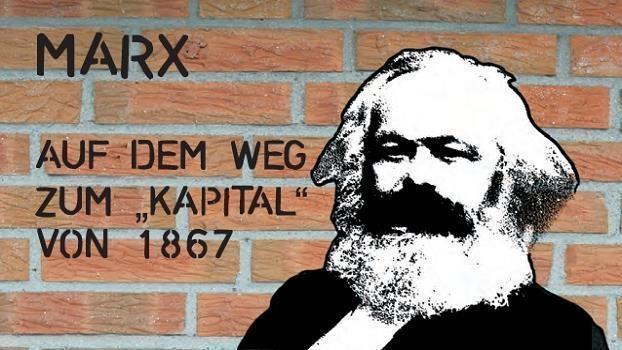 Marx auf dem Weg zum «Kapital» von 1867
