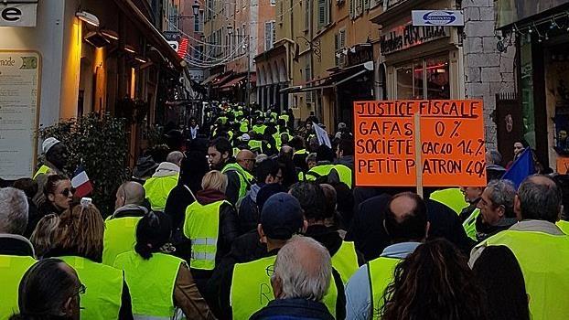 Frankreich Januar 2021: Was ist los?