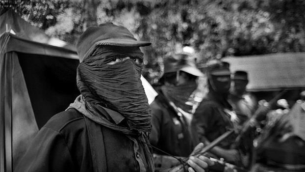 Fotoausstellung Zapatistas