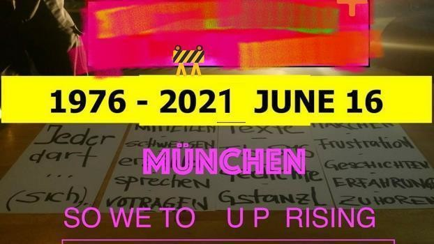 Gedenkveranstaltung «Soweto UpRising June 16»