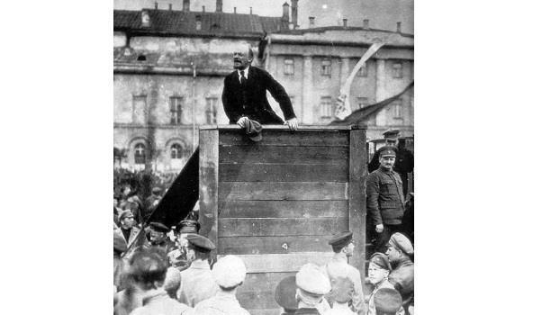Kontroversen um die Russische Revolution von 1917