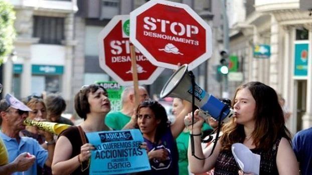 Rebellische Städte und soziale Bewegungen in Spanien