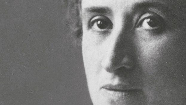 Rosa Luxemburg: «Ich habe verfluchte Lust, glücklich zu sein»