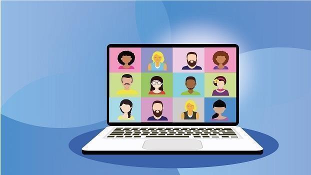 Gute Gespräche im virtuellen Raum - Einführung in (online) Moderation*