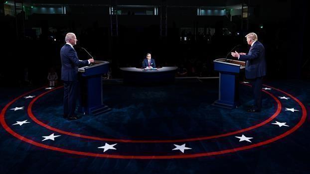 Trump oder Biden?