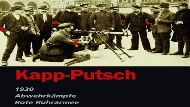 Kapp-Putsch vor 100 Jahren – Abwehrkämpfe auch in Hamburg
