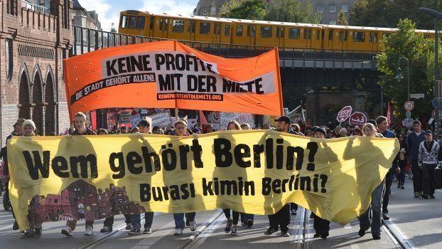Berliner Stadtentwicklung unter Rot-Rot-Grün