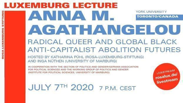 Radical Queer and Global Black Anti-Capitalist Abolition Futures