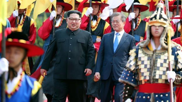 Frieden und Sicherheit auf der koreanischen Halbinsel