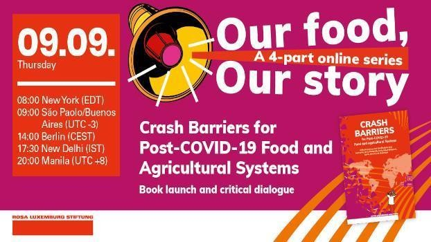 Crash Barriers for Post-COVID-19 Food and Agricultural Systems