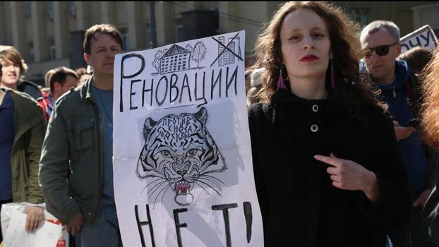 Linke Kommunalpolitik in Moskau und Berlin – ein Vergleich