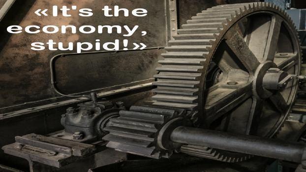«It's the economy, stupid!»