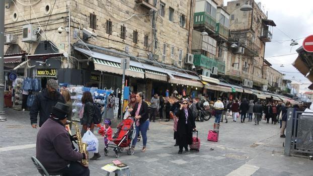 Israel and Palestine today /Zur aktuellen Lage in Israel und Palästina