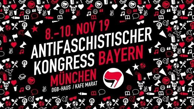 Antifaschistischer Kongress 2019 Bayern München