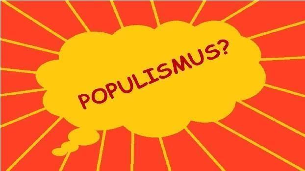 «Revolte oder Ressentiment. Über den Populismus»