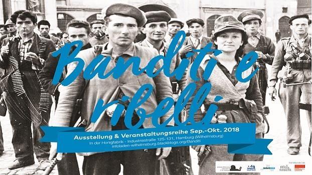 Ausstellungseröffnung: Einführung in die Geschichte der italienischen Resistenza