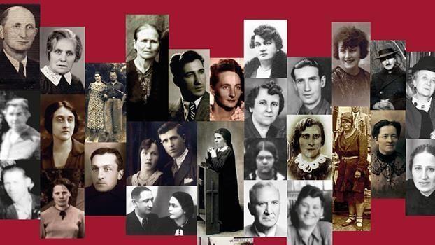 Ausstellung Halberstadt Meine jüdischen Eltern - Meine polnischen Eltern Kinder des Holocaust