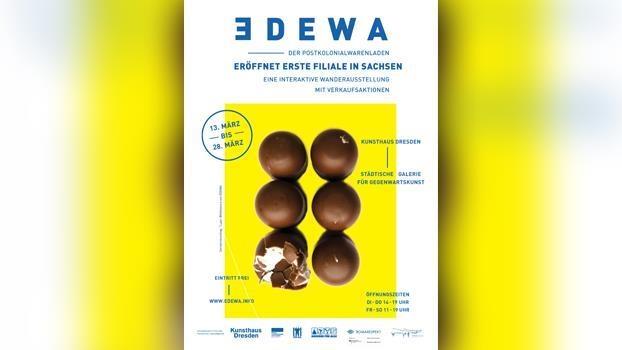 EDEWA der Postkolonialwarenladen eröffnet erste Filiale in Sachsen