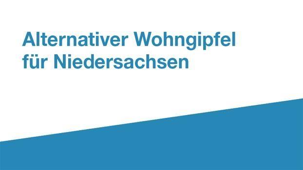 Alternativer Wohngipfel für Niedersachsen