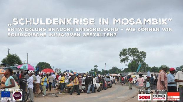 Schuldenkrise in Mosambik