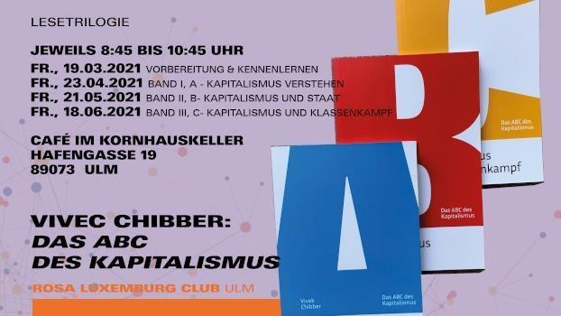 Lesetrilogie: Vivek Chibber, ABC des Kapitalismus