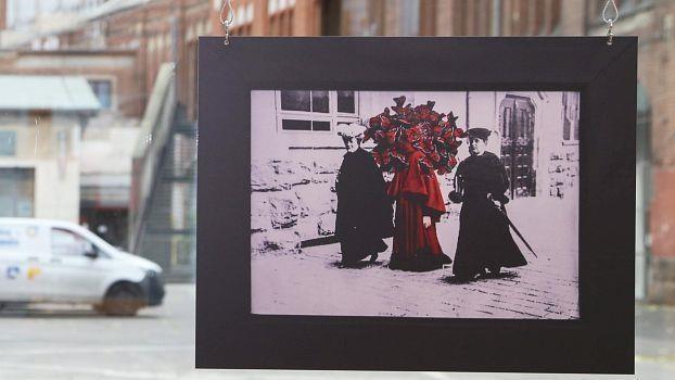 Ausstellung 'Ein neues Kleid für Rosa'