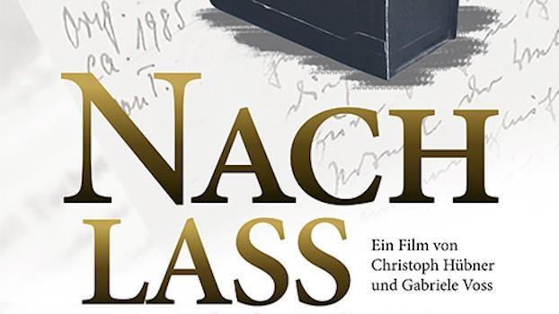 """Film """"Nachlass"""" und Gespräch"""