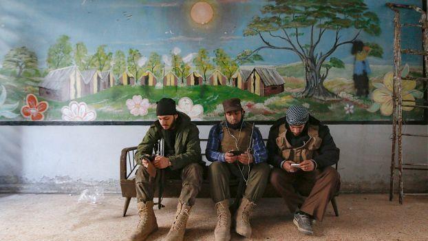 Hosam Katan: Alltag im Krieg