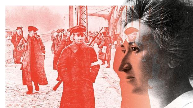 100 Jahre Mord an Rosa Luxemburg und Karl Liebknecht