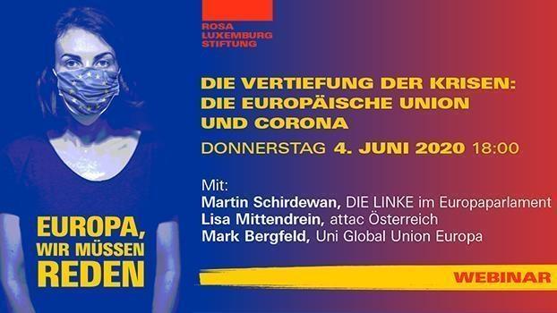 Die Vertiefung der Krisen: Die Europäische Union und Corona